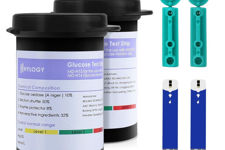 medidor glucosa hylogy
