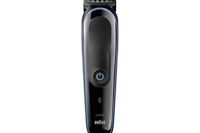 afeitadora corporal Braun MGK3080