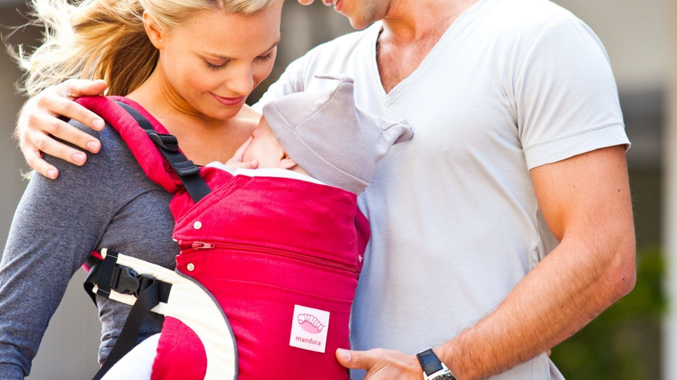 Airalia mochila portabebes