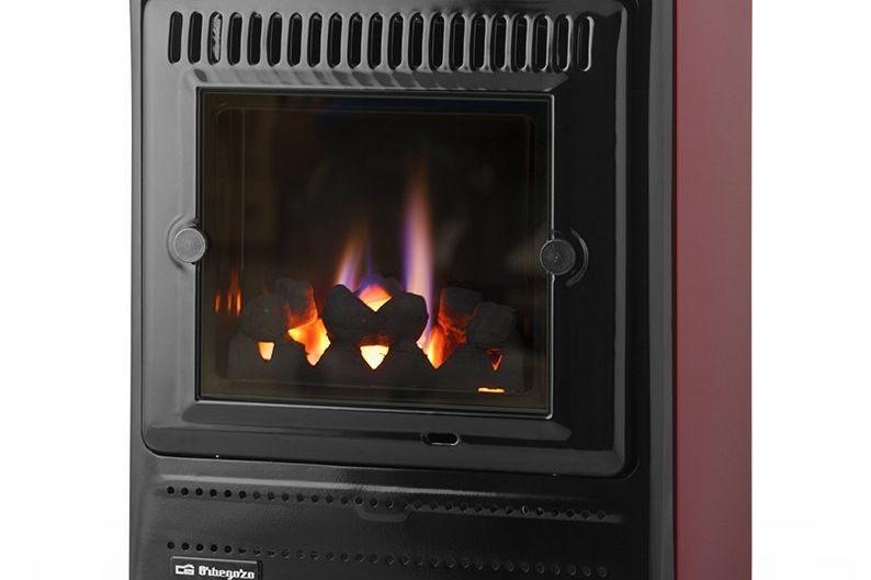 estufas de gas butano Orbegozo HBF95