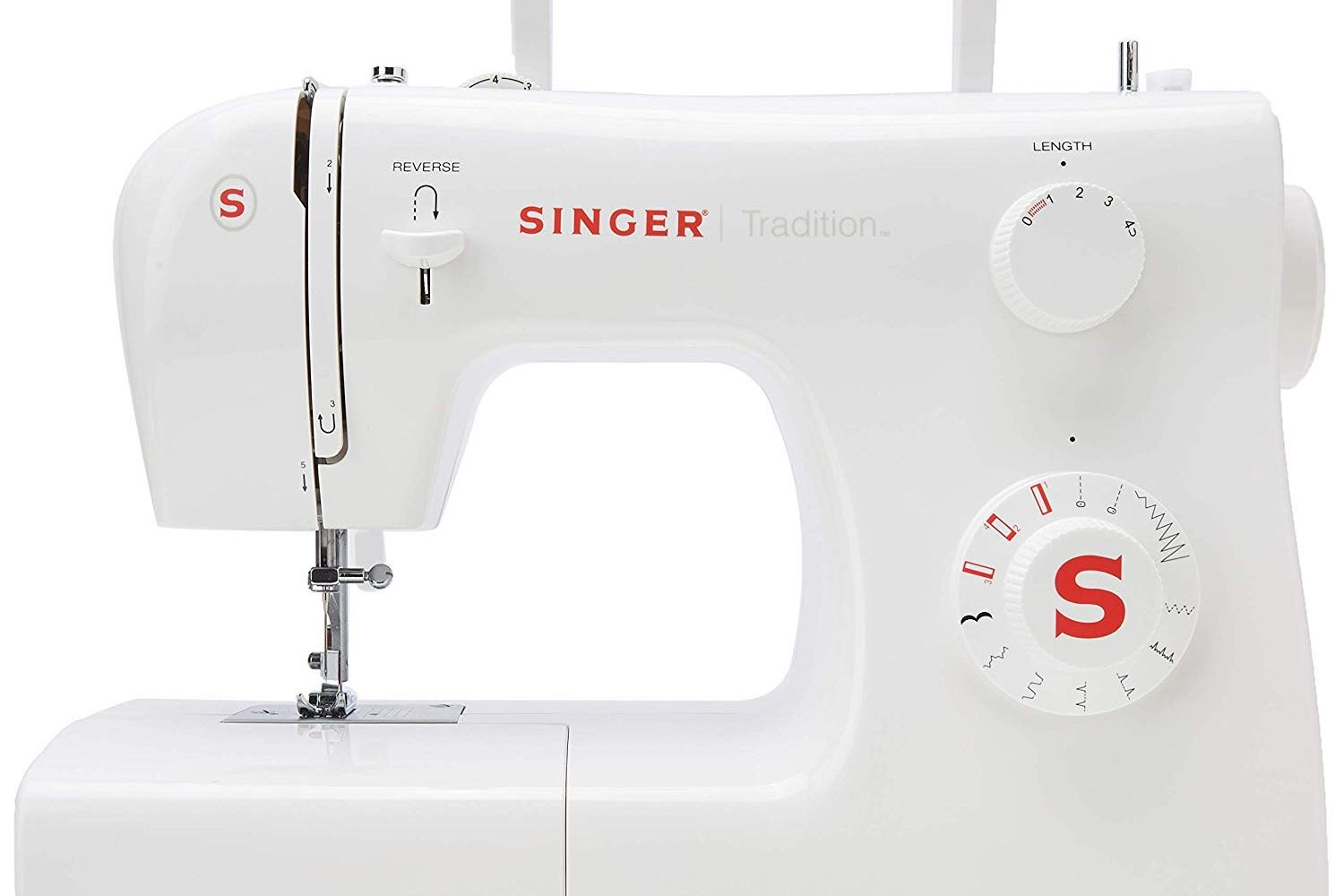 Singer Brilliance Tradition