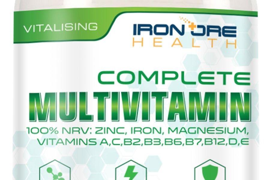 complejo vitaminico Iron Ore Health