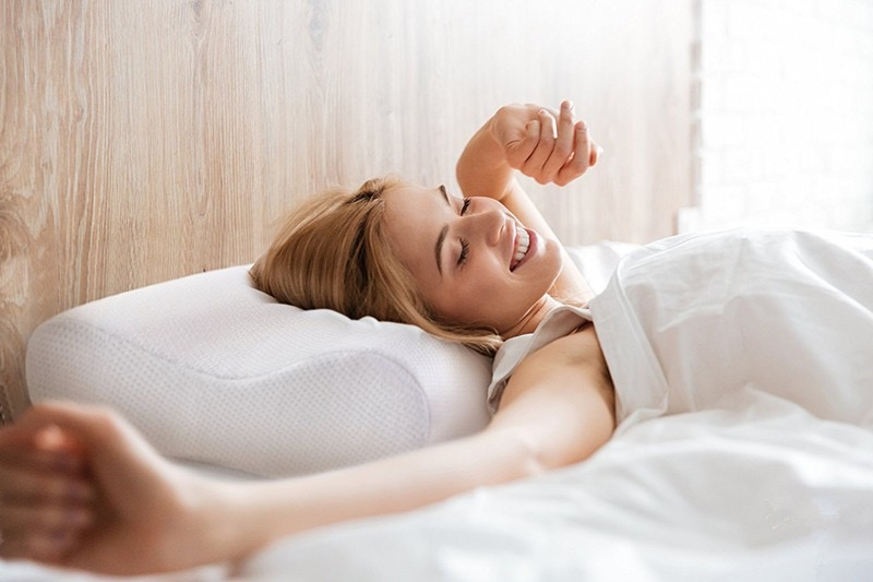 almohada cervicalaliviar dolor cuello
