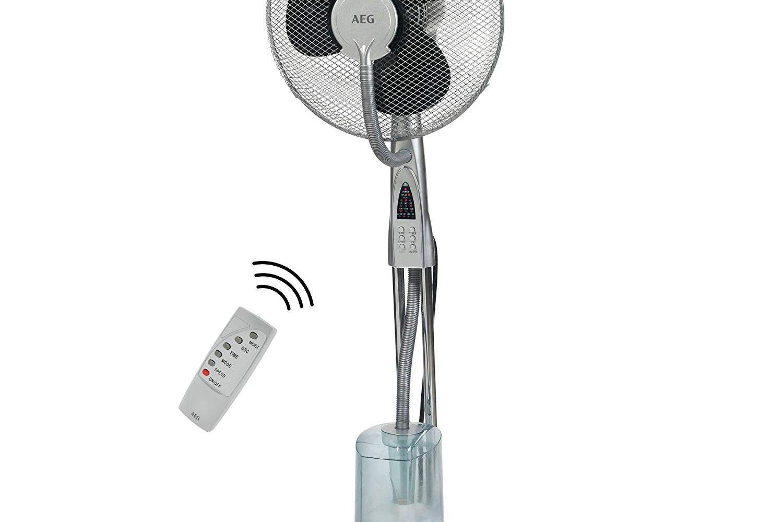 ventilador nebulizador AEG