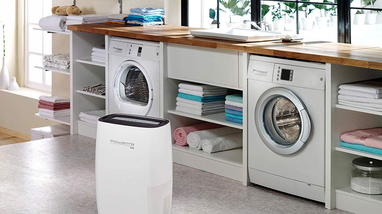 airalia secar ropa con un deshumidificador