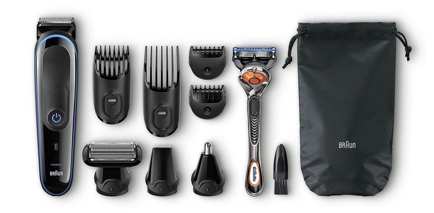 afeitadora Braun MGK3080 accesorios 1