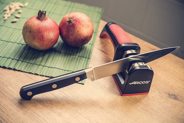 afilador de cuchillos Arcos cuchillo
