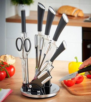 afilador de cuchillos varios