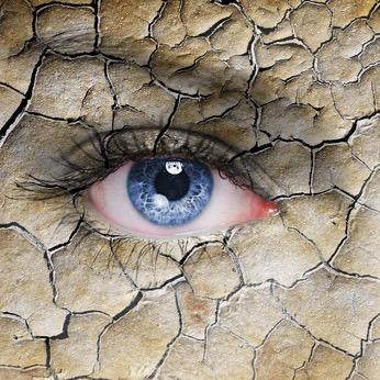 airalia piel seca ojo