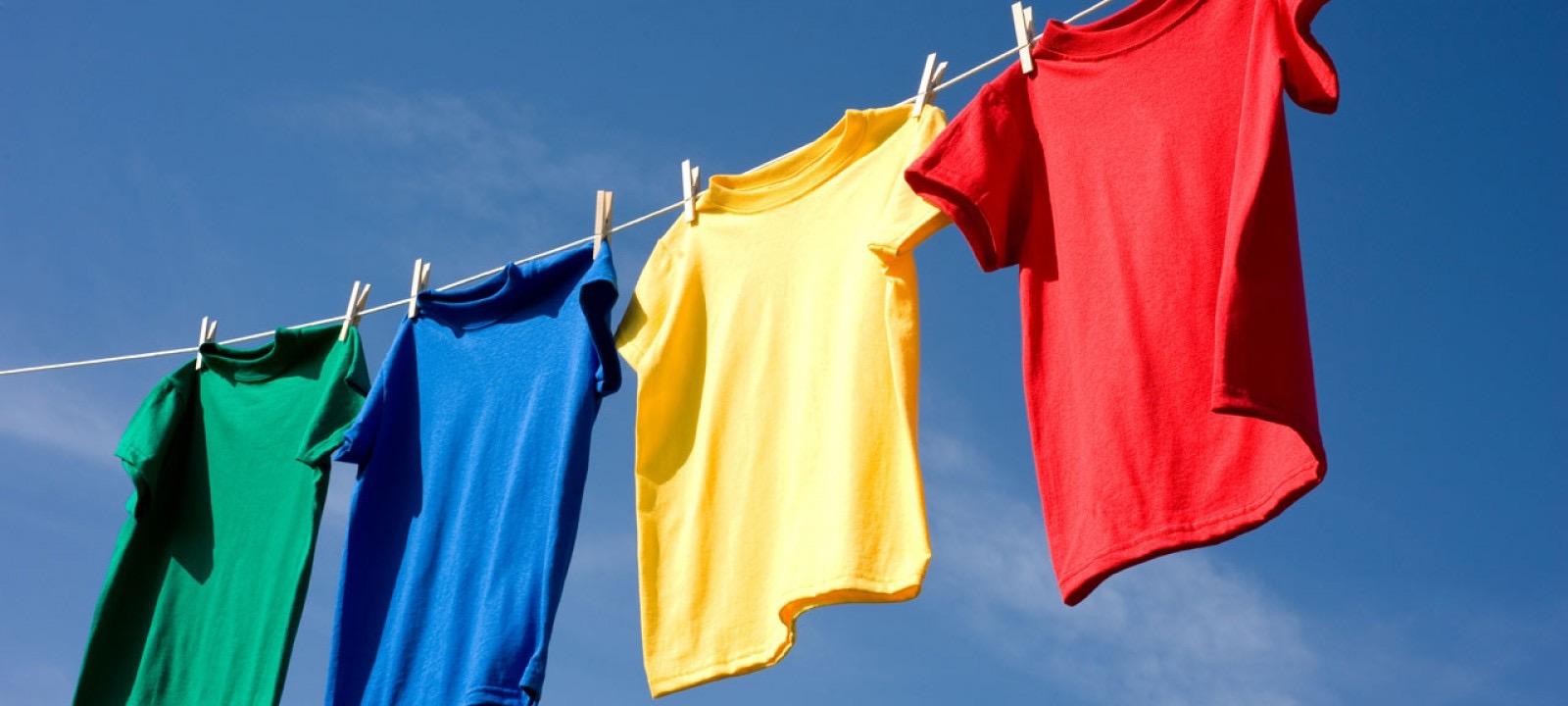 airalia ropa secando