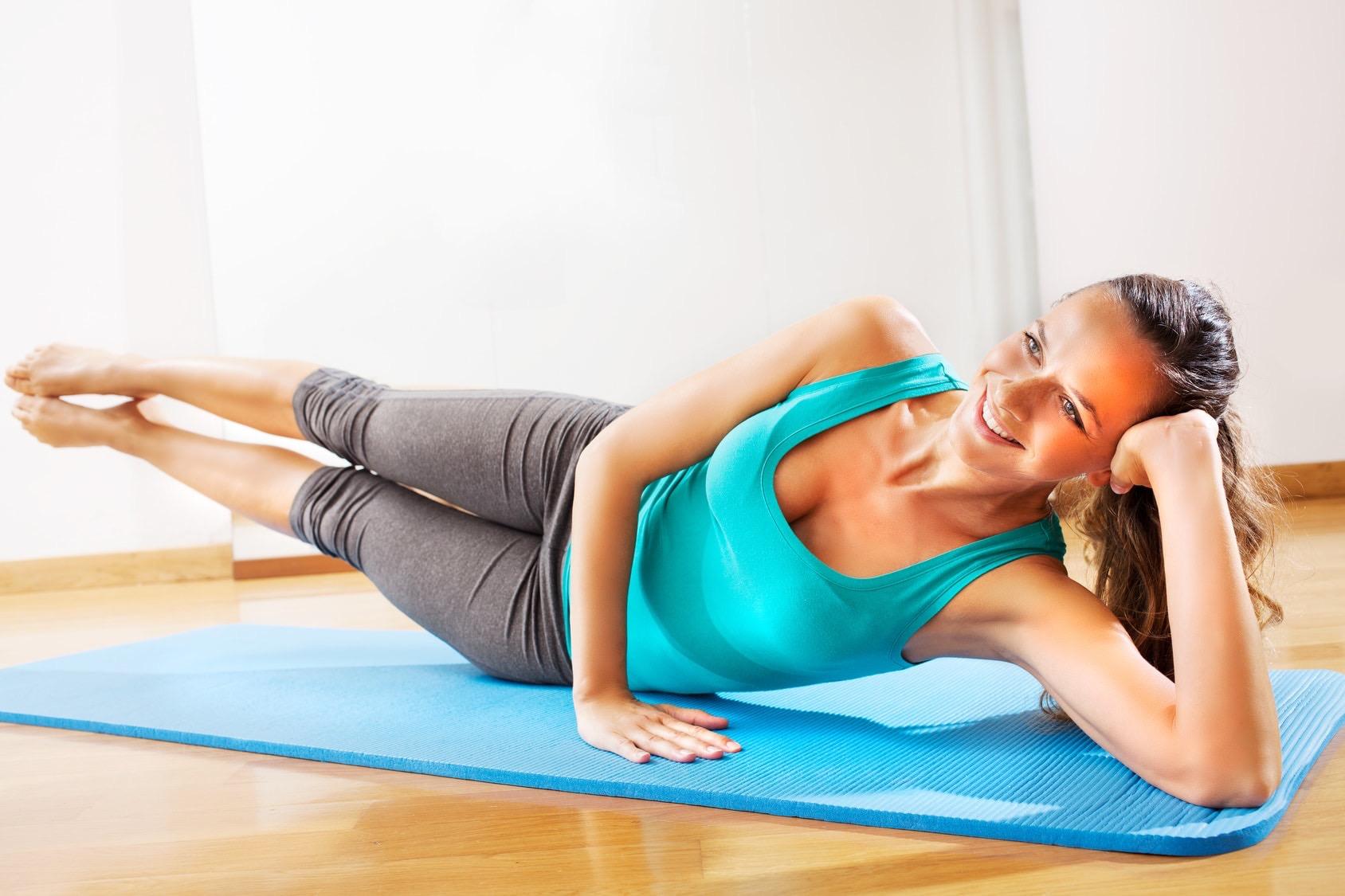 almohada cervical dolor cuello ejercicio