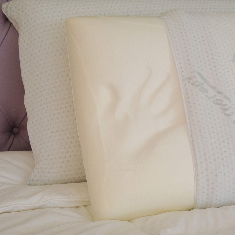 almohada viscoelastica espuma