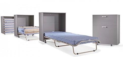 cama plegable Link abrir cerrar