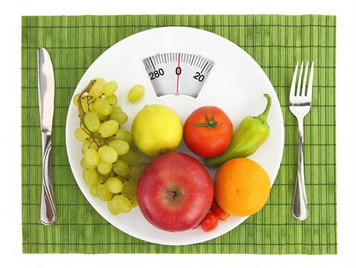 Comer saludable es importante