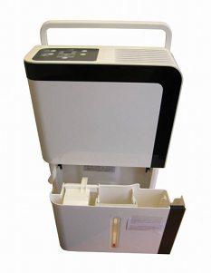 Deshumidificador Comfee MDF2-20DEN3 | Vista deposito de agua