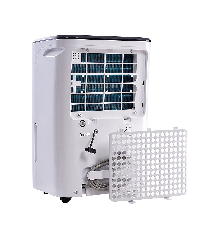 Deshumidificador Comfee MDDF 16DEN3 filtro