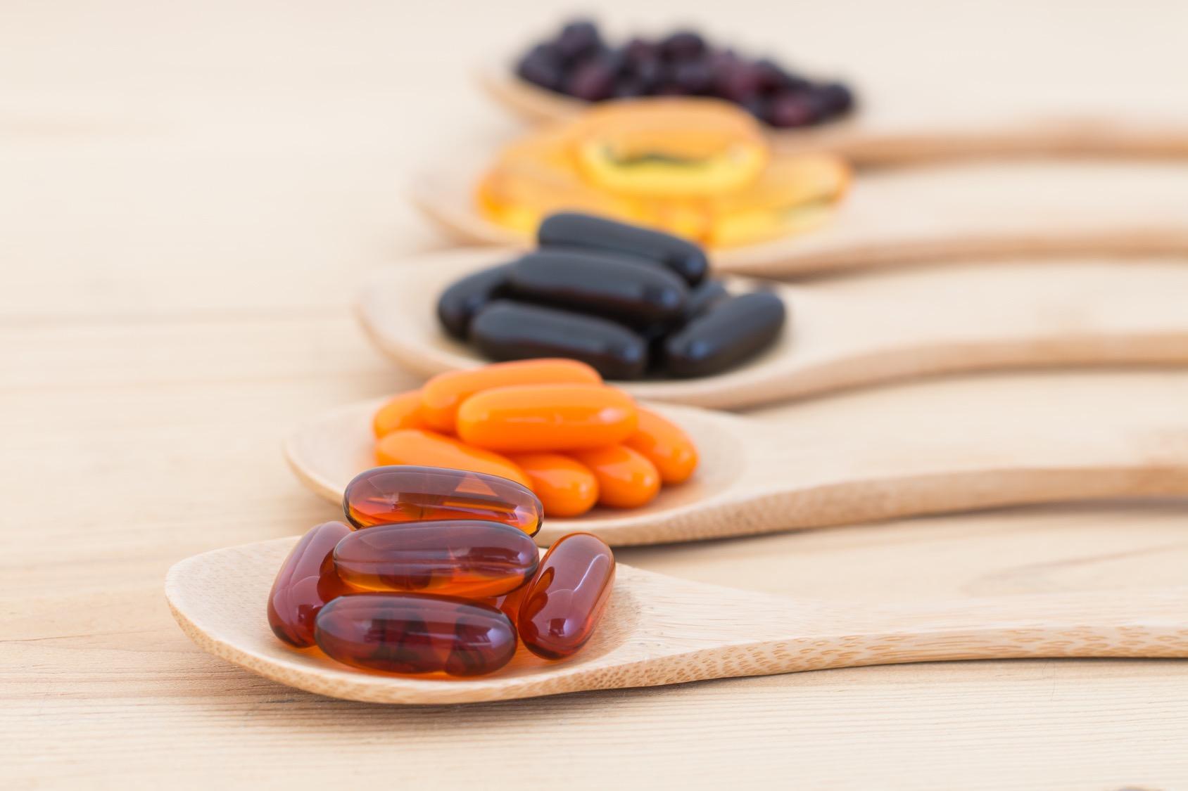 complejo vitaminico vitaminas