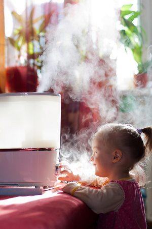 Comprar humidificador para bebé