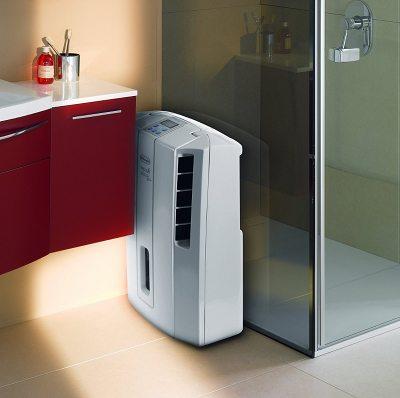 DeLonghi DES16EW ventilacion