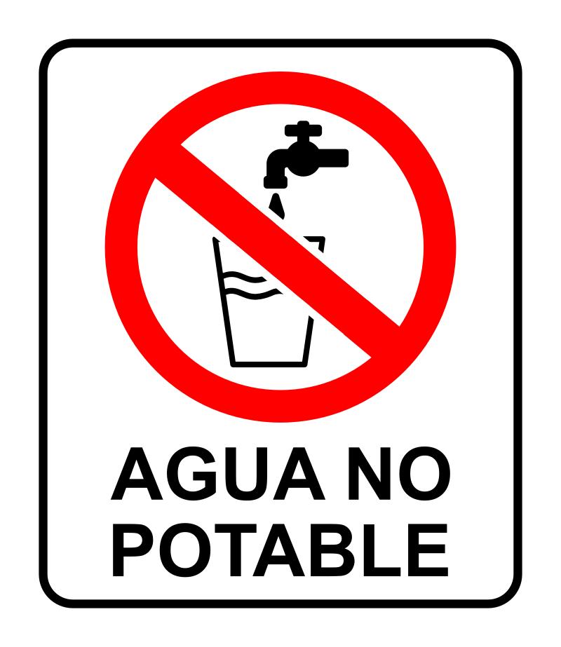 deshumidificador agua no potable