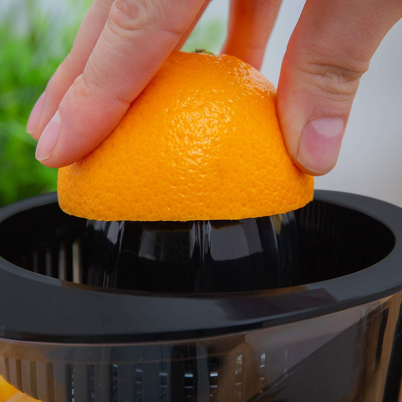 expimidor de naranjas cono