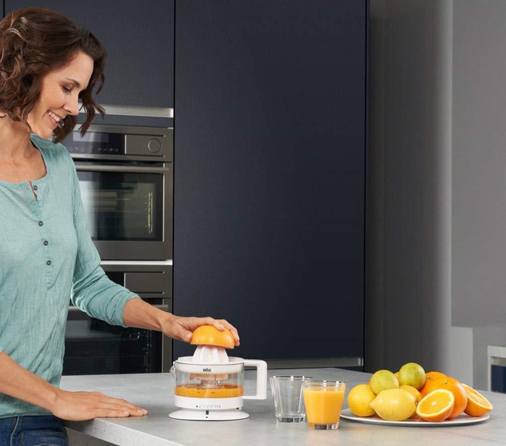 exprimidor de naranjas Braun CJ3000 zumo