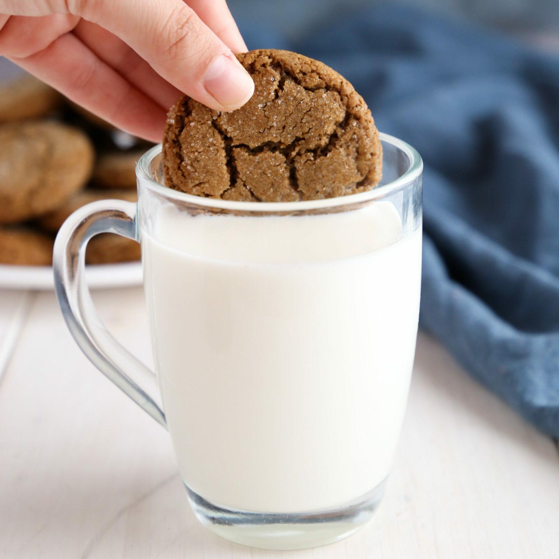 humedad capilaridad galleta leche