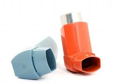 inhalador de asma