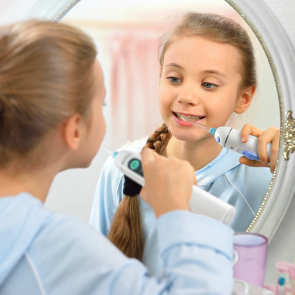 irrigador dental 10 ventajas