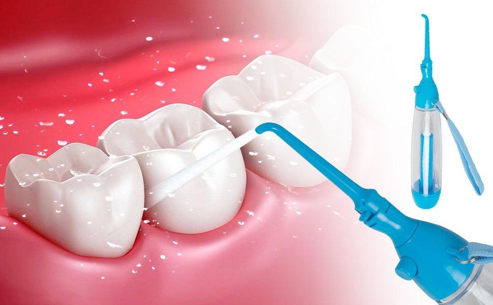 irrigador dental ventajas
