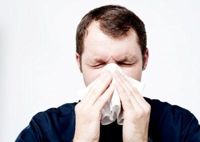 irritación mucosas moho