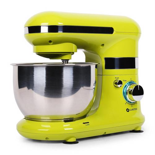 Klarstein TK18 Serena Limona | Robot de Cocina Amasadora