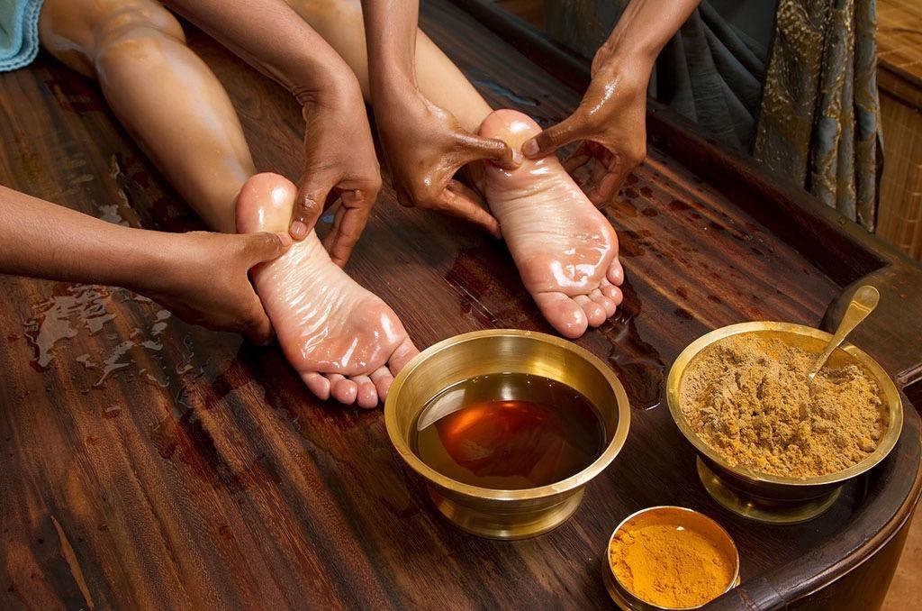 masajeador de pies beneficios