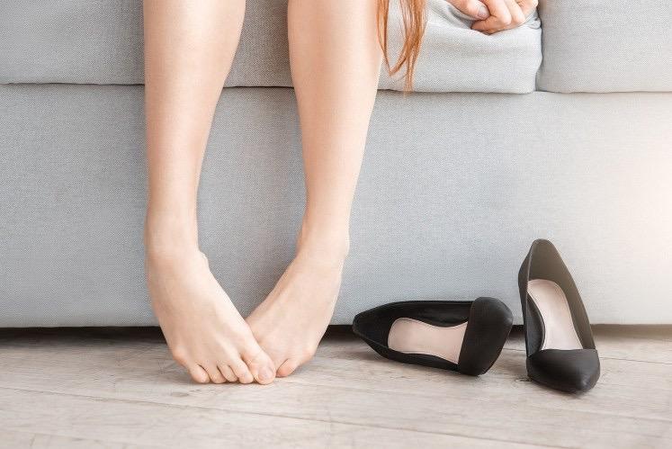 masajeador de pies pies cansados