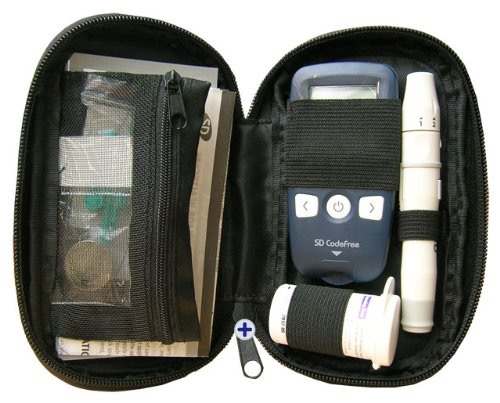 medidor de glucosa accesorios