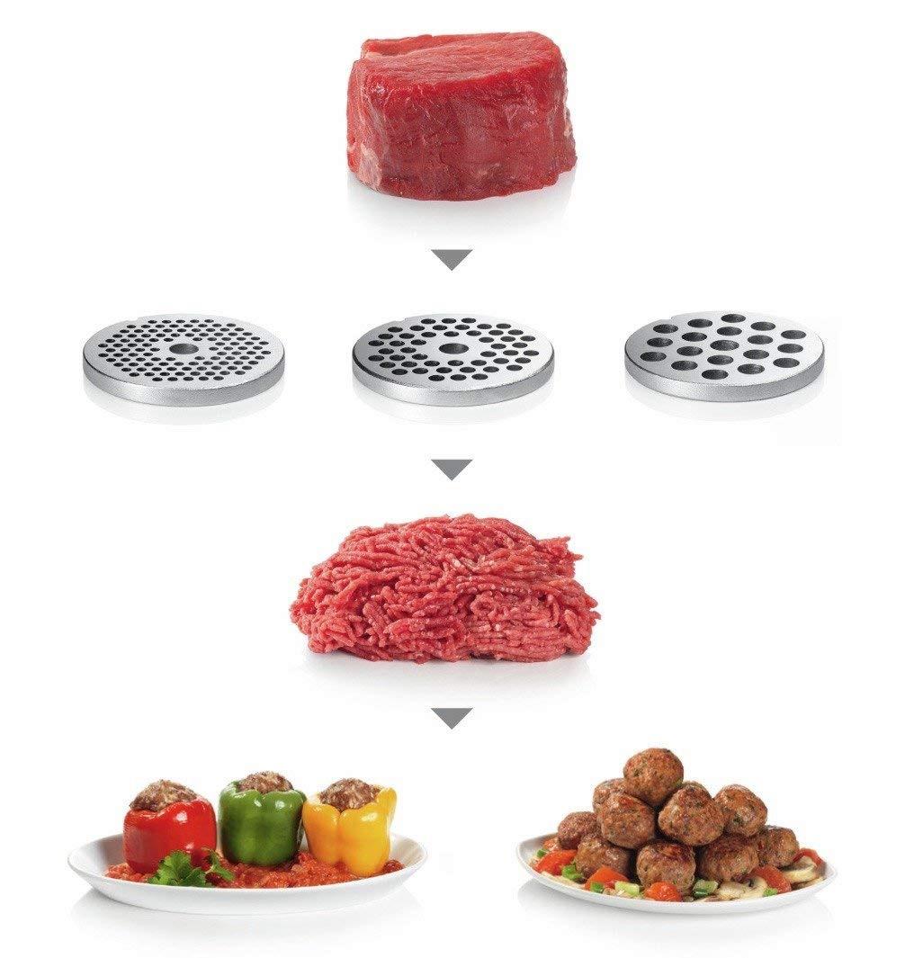 picadora de carne Bosch MFW67440 ejemplo