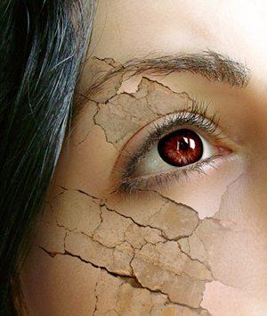 piel-seca-ojos-irritados