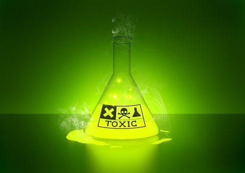 sustancias toxicas