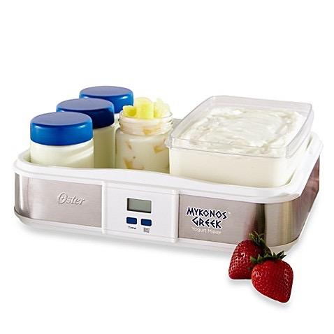 yogurtera tamano