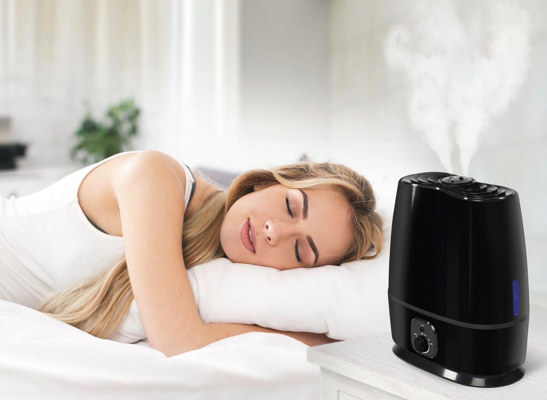 airalia dormir humidificador