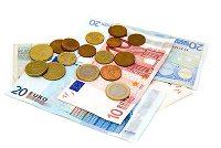 Euros precio