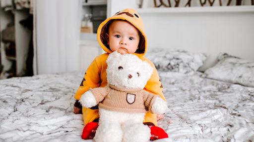 humedad ideal habitación bebé