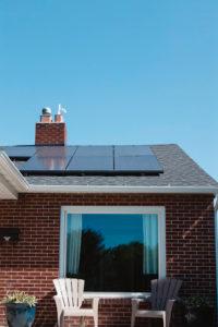 placas solares casa