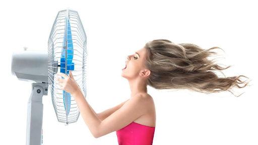 limpieza ventilador
