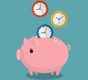 ahorro tiempo