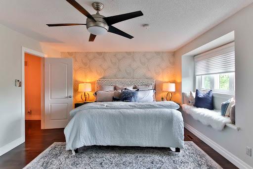es malo dormir con ventilador de techo