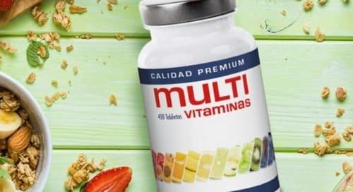 complejo vitaminico Glory Feel producto