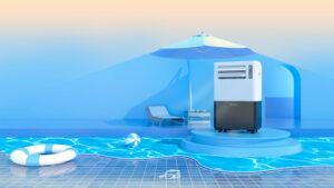 aire acondicionado portátil funcionamiento