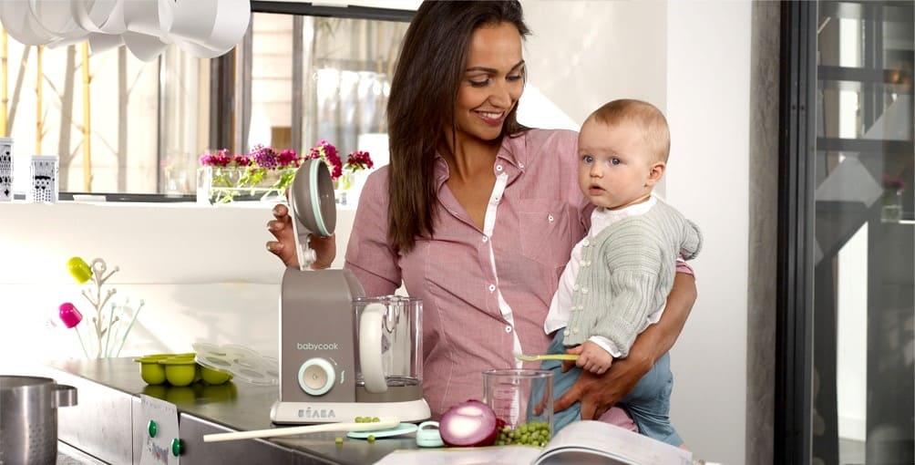 Babycook facil de usar