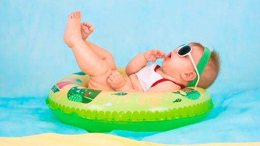 es malo el aire acondicionado para los bebés
